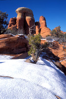 Winter in Canyonlands National Park, UT